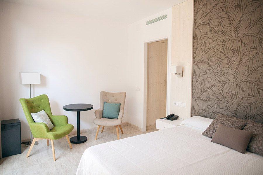 Les habitacions - Hotel Can Miquel